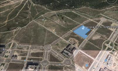 Imagen aérea del suelo Tempranales (S.S. Reyes)
