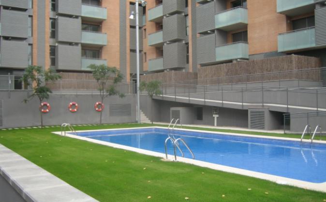 Imagen de la piscina