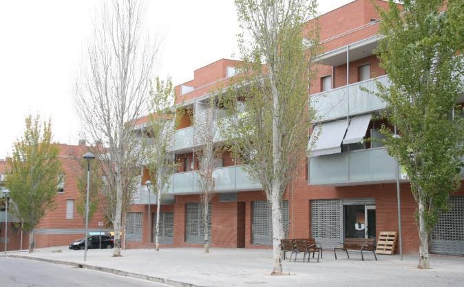 Imagen de la fachada